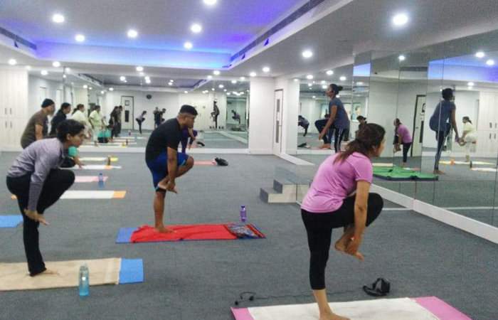 PH Prime Yoga Health Club, kondhwa
