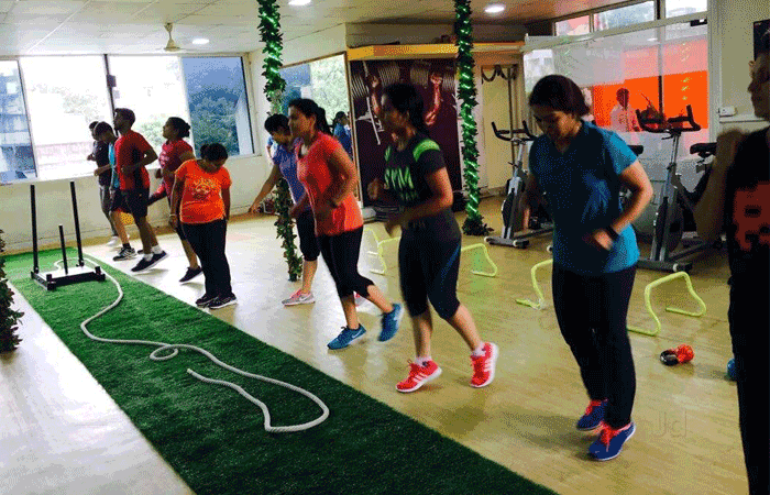 Body Fuel Fitness Club, Kothrud